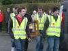 No name club members carry bell in Dungarvan
