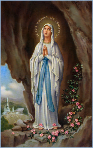 Feast of Our Lady of Lourdes – 11th February
