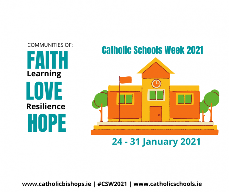 Catholic Schools Week Resources 2021