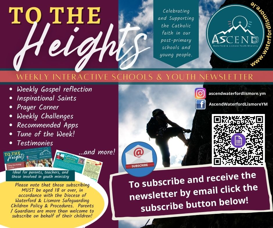 To the Heights Newsletter