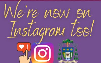 We are on Instagram!!
