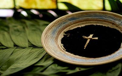 Ash Wednesday – Prayer at home
