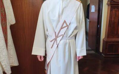 Ordination of John McEneaney to Diaconate