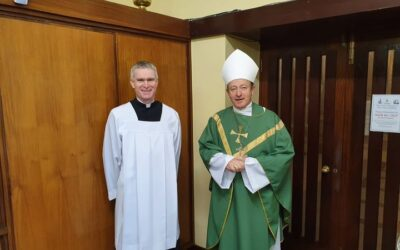 Admission to Candidacy for Diaconate