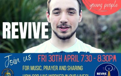 REVIVE: Live-streamed Youth Event