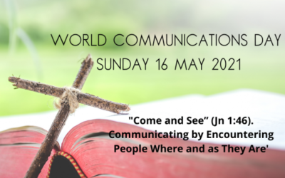 Resources for World Communications Day 2021