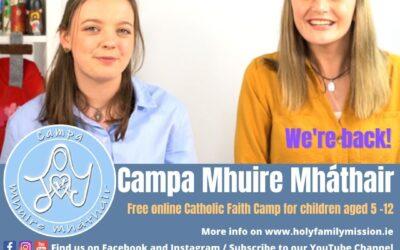 Campa Mhuire Mháthair: Online Camp for Children