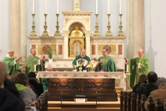 Consecration during the Mass